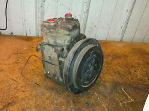 AC Compressor Integral AC Fits 70-82 FORD E100 VAN 683558
