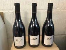 3 bouteilles Ego du Mas de Laval 15°vol  Nicolas Battle  Millésime 2003