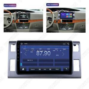 For 06-16 Toyota Tarago Estima Android10.0  GPS Navigation Head Unit Only RHD