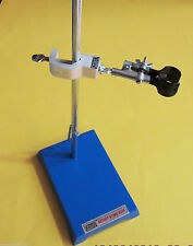 Lab Support Stand Kit + Burete Clamp