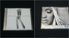 CHRISTINA AQUILERA - STRIPPED CD New Sealed! Small Crack On Jewel Case