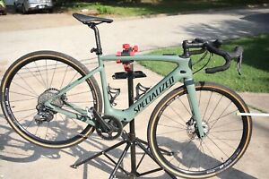 2021 Specialized Creo SL Comp Carbon EVO Sage Green/Black - Large