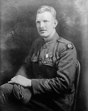 New 11x14 Photo: Medal of Honor Recipient and War War I Hero Sergeant Alvin York