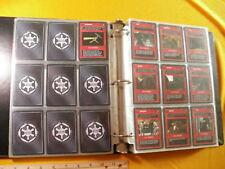 1995 Star Wars Cards in Album- Over 540 cards