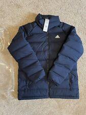 Adidas Helionic Mid Length Down Jacket Coat - Brand New RRP £150