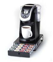 Nifty Keurig Black Mini K-Cup Coffee Drawer, 24 Cup