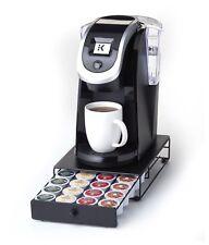 Nifty Keurig Black Mini K-Cup Coffee Drawer, 24 Cup