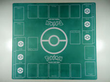 Pokemon Custom 2 Player Playmat Battlefield Trading Card Game Mat By Animeless