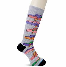 Stance NEW Large 9-12 Stuck In The Traffic Lucas Beaufort Edit Gray Crew Socks