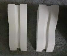 Ornamental Corner Moulding - Non-weight Bearing Decorative Polyurethane 2PK