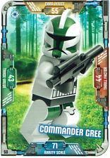 Gefürchteter Jango Fett Lego ® Star Wars ™ Serie 1 Sammelkarten Karte 99