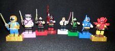 MEGA BLOKS Saban's Power Rangers SAMURAI 2011 Series 1 Blind Pack