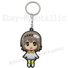 Tokyo Ghoul Hinami Fueguchi PVC Figure Metal Key Ring Chain #03