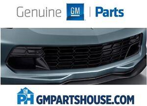 2014-2019 C7 Corvette Genuine GM Z06 Grille DIRECT FIT TO STINGRAY! Upgrade!