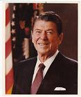 President Ronald Reagan Type 1 Photo Portrait