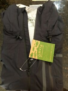 ORVIS ENCOUNTER WATERPROOF WADING JACKET SIZE XL LIST $98 (#2)