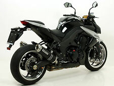 SILENCIEUX ARROW ALU DARK KAWASAKI Z1000 2010/16 - 71755AON