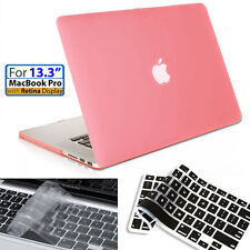 """[Baby Pink]13"""" Soft-Skin Protective Case 13.3""""Macbook Pro w/Retina A1425/A1502"""