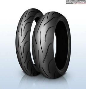 Michelin Pilot Power Satz 120/70ZR17 58W + 180/55ZR17 73W