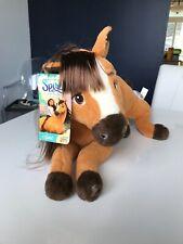 """Spirit Large 18"""" Lying Down Plush Horse Kids Stuffed Toy Animal Plushies"""