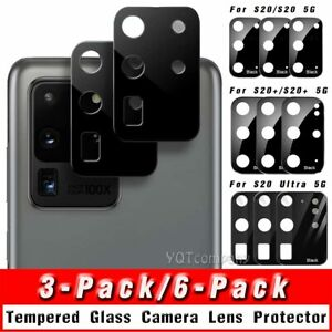 For Samsung S20 Plus / S20 Ultra 5G Premium Tempered Glass Camera Lens Protector