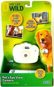 Pet Collar Camera Eye View Camera Digital Camera Dogs Cats