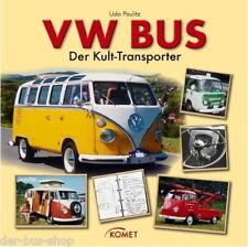 VW Bus T1, T2 & T3 - Buch - VW Bus