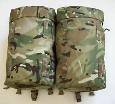NEW - MTP Multicam PLCE Rucksack Side Pouches - Set of Two