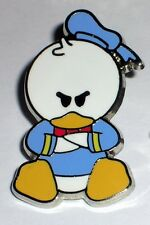 ANGRY DONALD DUCK Cute Character Cutie Mickey & Friends Disney Pin Authentic WDW