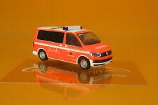 Rietze 53717 VW T6 Feuerwehr Walldorf 1:87