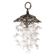 Nautical Coco Twig White Shell Mobile
