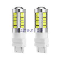 T25 3157 LED Signal Rücklicht Bremslicht Standlicht Blinklicht weiß 6000K