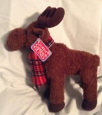 """15 """" STANDING HT INCLUDES ANTLERS GUND MOOSE ALPINE NEW WITH TAG 88034"""