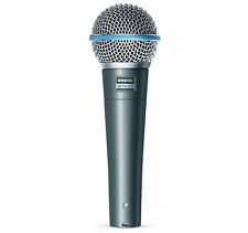 Shure BETA58A Vocal Microphone Supercardioid Dynamic Mic Beta 58 A