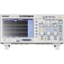 Voltcraft mso 5102b oscilloscopio digitale 100 mhz 18 canali 1 gsa/s 512 kpts 8