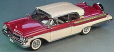 Danbury Mint 1957 Mercury Turnpike Cruiser 1/24 Red & White Dm1219 Mib