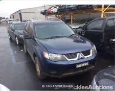 WRECKING 2009 Mitsubishi Outlander 140000KM All Parts Available
