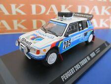 Die cast 1/43 Modellino Auto Peugeot 205 T16 Rally Paris Dakar 1988 J.Kankkunen