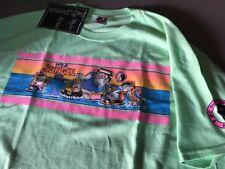 80's T&C Surf Designs T-shirt Men's  X Large Mint Green