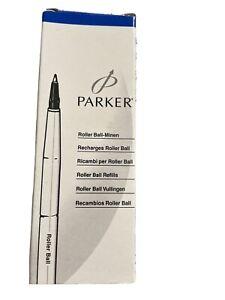 PARKER Rollerball-Minen  0,5  F