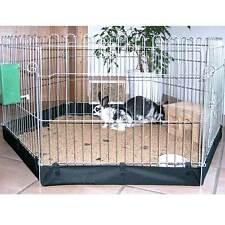Kerbl Nylon Floor Mat Protector for Containment Pen for Rabbit Ferret Guinea Pig