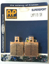 LMP 119 SR-Original AP RACING Plaquettes De Freins Frein Brake Pads