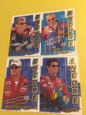 NASCAR Press Pass 2000 Optima  Encore  Full Set   1-9