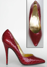 13cm Fashion Womens 13cm Pointy Toe Pump Evening Party Pump High Heel Shoes
