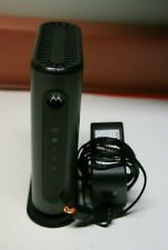MOTOROLA MB7220 8X4 DOCSIS 3.0 GIGABIT CABLE MODEM - UP TO 343Mbps!