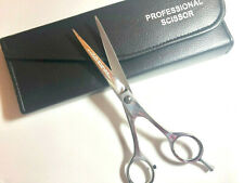 """6"""" Japanese Stainless-Steel Professional Hair Cutting Scissor With Case"""