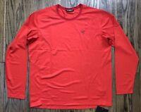NWT Arc'teryx Traverse Mens Iridine Crewneck Long Sleeve Shirt Size Large