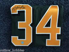 Edmonton Eskimos Mike Pringle Signed Autographed L Jersey COA BNWT