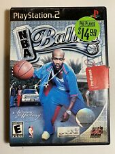 NBA Ballers PS2 Complete Tested Working Playstation 2 Midway Sports