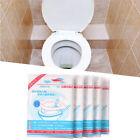 WC Einweg Toilettensitz Papier Abdeckung Auflage Schutz Haushalt Hygieneauflagen